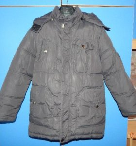 зимняя куртка р. 158 см