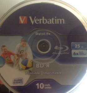 CD-диски BD-R