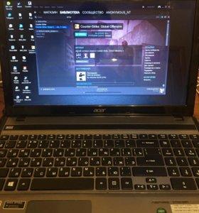 Игровой Ноутбук Acer Aspire 5755G