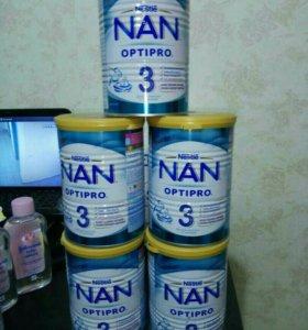 Смесь NAN 3