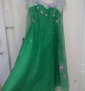 Платье Эльзы (лето)