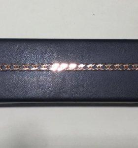 Золотой браслет 585