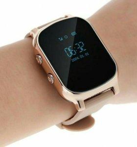 Умные часы с GPS Smart Watch T58