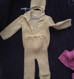 Новые детские костюмчики