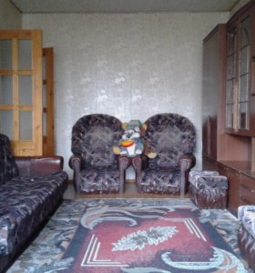 Мягкая мебель (диван, 2 кресла), б/у