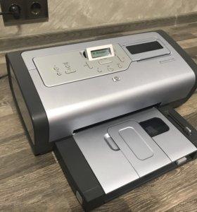 Цветной фото принтер HP photosmart 7660