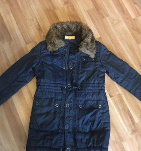 Куртка тёплая!осень-весна