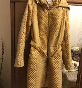 Пальто на утеплителе Димма размер 52-54