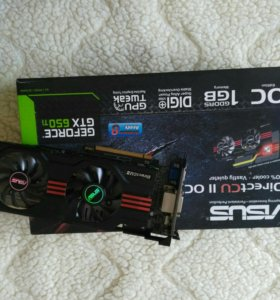 Видеокарта GEFORCE GTX 650TI