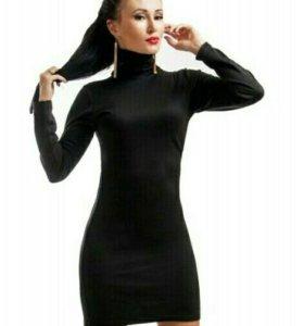 Платье стрейчевое новое