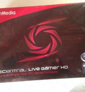 Устройство видеозахвата AVerMedia Live Gamer/ расс