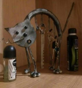 Ключница кот