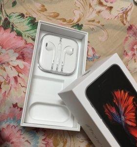 Наушники на iPhone 6s