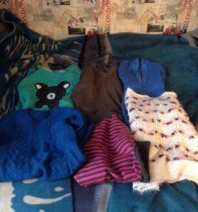 Кофты, свитеры