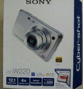 Sony W 220 состояние нового
