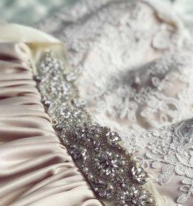 Продам свадебное/выпускное платье