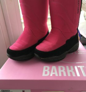 Сапоги для девочки Barkito 24 размер.