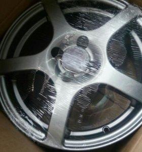 Новые диски r15 4*98 (4*100)