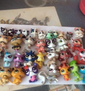 """LPS"" little pet shop (литл пет шоп)"