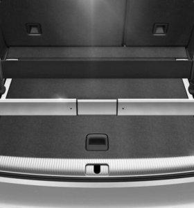 Система крепления в багажник
