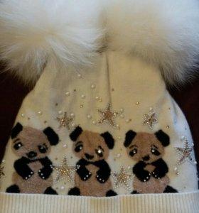 Новая зимняя шапка TAVITTA KIDS