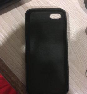 Чехол кожа на айфон 5s или SE..
