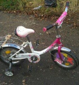 Велосипед 2-4,5 года