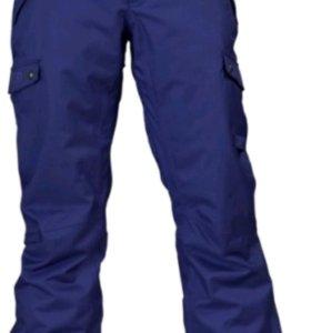 Burton брюки женские FLY pant 416 royal pain
