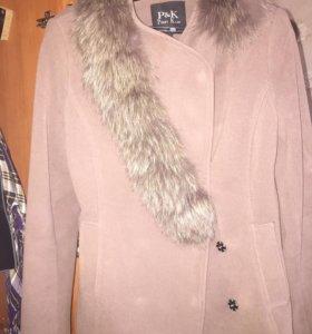 Пальто женское (курткой)