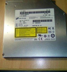 DVD RW привод для ноутбука на запчасти