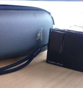 Sony Cyber-shot DSC-T10 + кейс