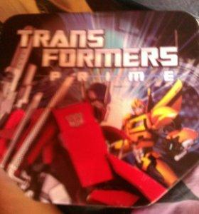 Игральные карточки transformers prime