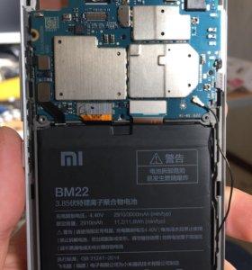Плата Xiaomi mi 5 64GB 2sim