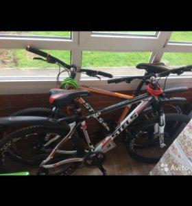 Велосипеды stels navigator 730 710