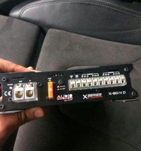 Усилитель audio system 4х-канальный