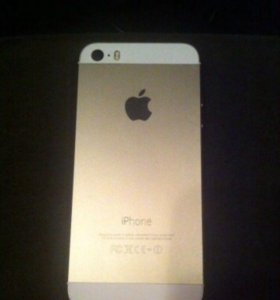 iPhone 5s 32 гб gold