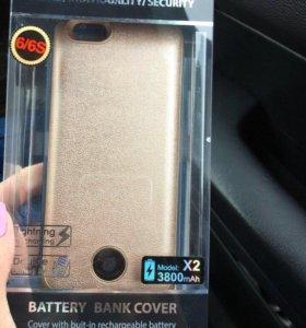 Чехол зарядка на айфон 6