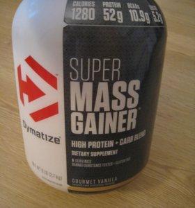 Dymatize Nutrition, Super Mass Gainer (2,7 кг)