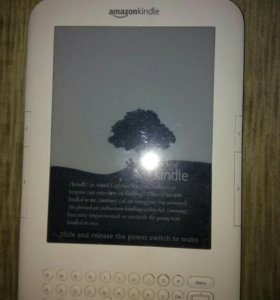 Электронная книга Amazon keyboard