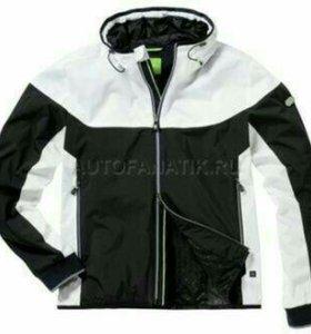 Мужская куртка Mercedes Hugo Boss Black/White