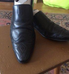 Туфли мужские б/у