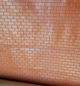 Обклейка стен, дверей