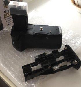 Батарейный блок(ручка) на зеркалку Canon