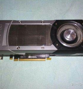 Видеокарта GTX 780 3 GB
