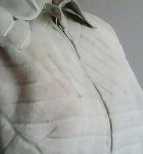 Куртка натуральная кожа.