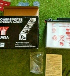 Аккумуляторы Yuasa YTX9-BS/Y50-N18L-A