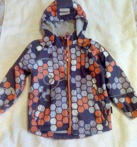 Куртка осень Crockid 104-110 рост