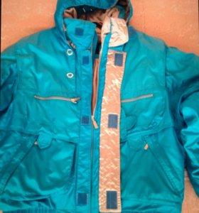 Куртка горнолыжная мужская KILLY (Франция), 48-50