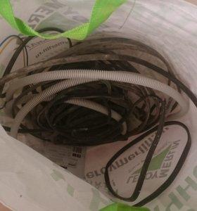 пакет кабелей ВВГ 3х1,5 и 3х2,5