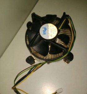 Кулер 775 socket Intel